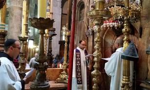 В Донецкой области завели дело на 300 посетителей храма