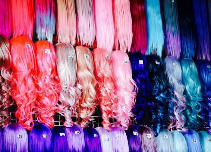 В США задержали 13 тонн китайских товаров из человеческих волос