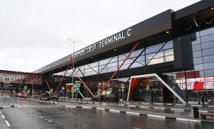 В Москве приземлился самолёт, подавший сигнал тревоги после взлёта