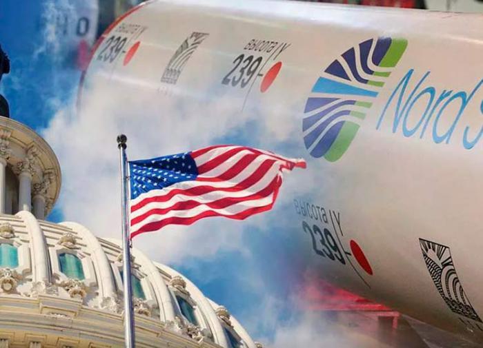 """На Украине отреагировали на отказ США от санкций в адрес оператора """"СП-2"""""""