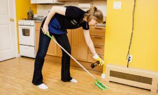Домашняя уборка избавит от целлюлита