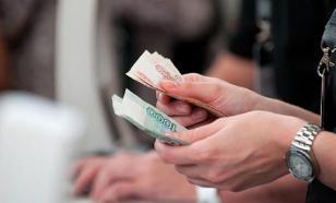 В ноябре реальные доходы россиян сократились почти на 3%