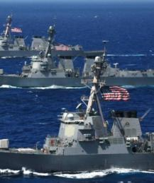 Эксперты: эпоха превосходства США в Тихом океане закончена