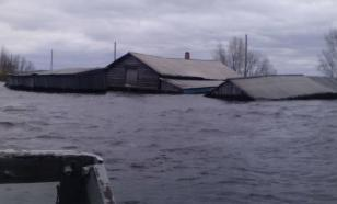 В Коми от воды пострадало 179 домовладений