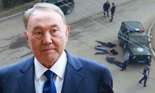 Назарбаев: Теракты в Актобе организованы из-за рубежа