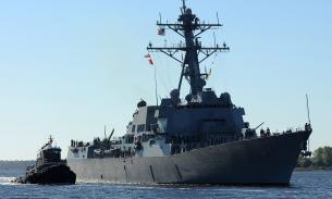 """В Балтийское море зашел американский эсминец с 56-ю """"Томагавками"""""""