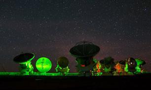 Астрономы поймали космические сигналы неизвестного происхождения