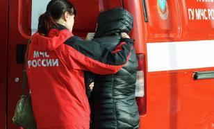 Спасатели эвакуировали иностранных студентов с Алтая из-за морозов