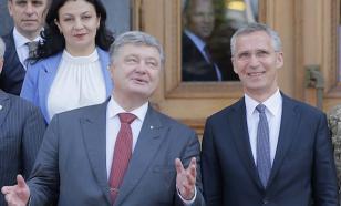 """Forbes предложил НАТО стукнуть Украину """"дверью по носу"""""""