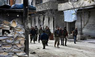 О своей готовности сдаться боевики в Алеппо сообщили российским военным по видеосвязи
