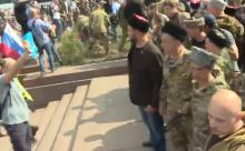 Казаки-разгонщики митингов получили от Собянина грант на бомжей