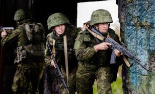 В Центральном военном округе начались масштабные учения