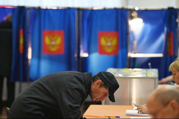 На выборах в регионах побеждают все врио и действующие главы субъектов
