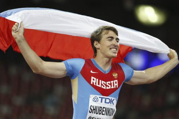 Шубенкову попалась бракованная колба во время допинг-теста на ЧМ