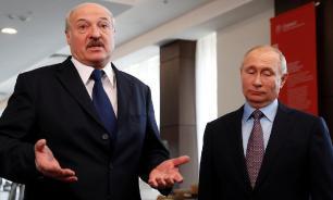 """Лукашенко рассказал, как сын """"предал"""" его в пользу Путина"""