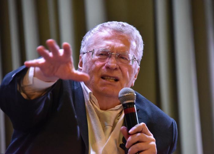 Ярослав Нилов: Жириновский должен быть в ЛДПР до 100 лет