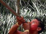 Неземной язык индейцев пираха