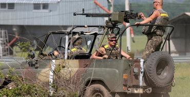 Украинские войска стягиваются к Горловке