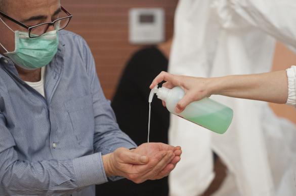 Больше сотни человек за сутки заболели COVID-19 в Швейцарии