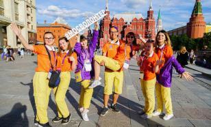 В волонтерское движение школьников Москвы входят более 35 тысяч человек