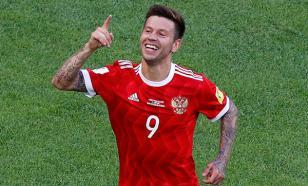 Назван состав сборной России на матчи c Турцией, Венгрией и Швецией