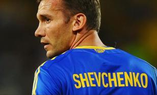 Шевченко ушёл от ответа про форму сборной Украины с Крымом