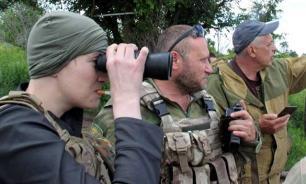 """Ярош и Савченко на Донбассе провели испытание """"уникального"""" оружия"""