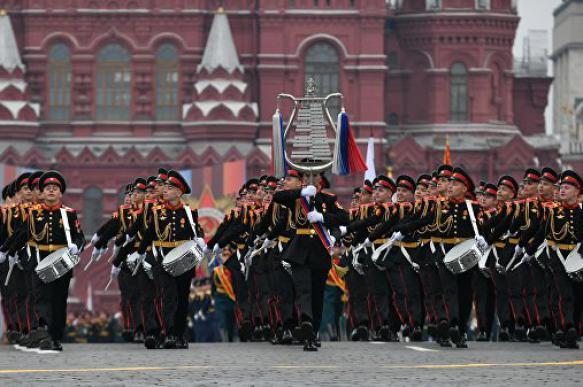 В Москве отменили воздушную часть парада Победы из-за плохих метеоусловий