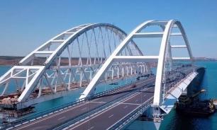 Российский гидролог: Крымский мост вредит экологии