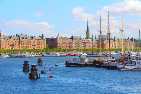 Археологи нашли в центре Стокгольма корабль XVI века