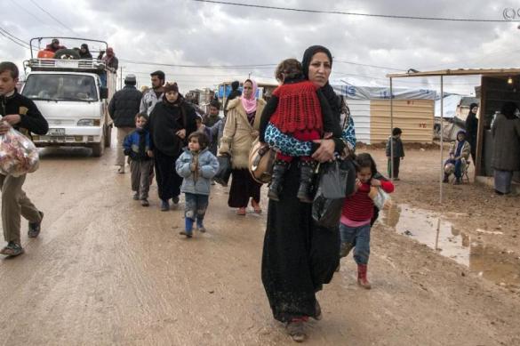 Беженцы возвращаются в Идлиб из-за страха перед коронавирусом