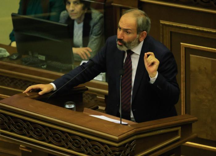 Пашинян уточнил число военных Азербайджана на территории Армении
