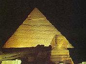 Робот заглянул в пирамиду Хеопса