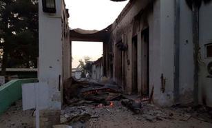 """CNN и NYT считают, что обстрел больницы в Кундузе случился """"сам собой"""""""