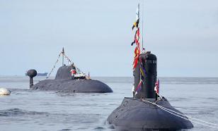 Подлодки ТОФ устроили дуэль в Японском море
