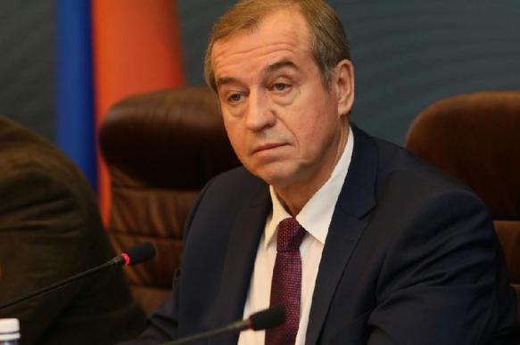"""""""Я вернусь"""": экс-губернатор Приангарья не собирается """"сдаваться"""""""