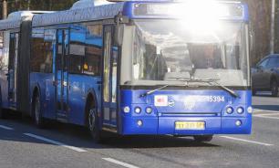 В Красноярске 40 водителей автобусов - женщины