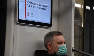 Власти Москвы пожалели маски для москвичей