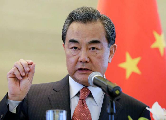 Основаны на лжи: глава МИД Китая оценил новые санкции ЕС