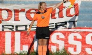 В Аргентине женщину-арбитра облили кипятком во время матча