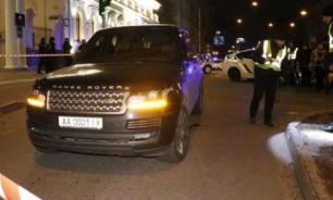 В Киеве обстрелян депутат облсовета. Погиб его 3-летний сын