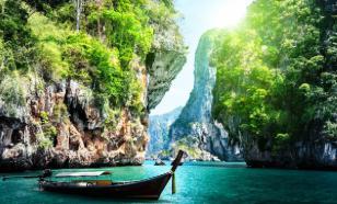 70-летний турист три дня провел в открытом море у берегов Таиланда