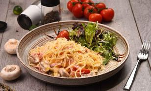 Итальянская паста оказалась полезной для здоровья россиян