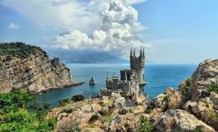 Крым на новогодние праздники рассчитывает принять до 1 млн туристов