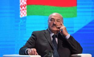 """Лукашенко объяснил происхождение """"настоящего президента"""""""