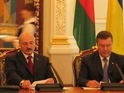 Украина - Белоруссия: дружба навек?