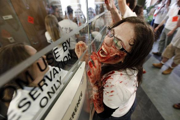 Пережить зомби-апокалипсис американцам поможет интернет