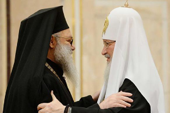 Русский мир и русская религиозная традиция объединились в РПЦ