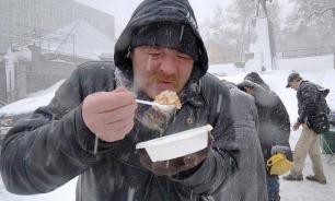 Врачи Пермского края: в мороз надо есть калорийную пищу