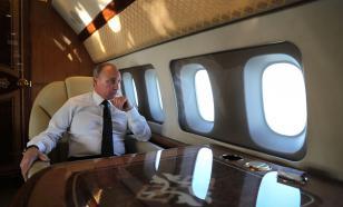 Почему президент и премьер России не могут летать в одном самолете?
